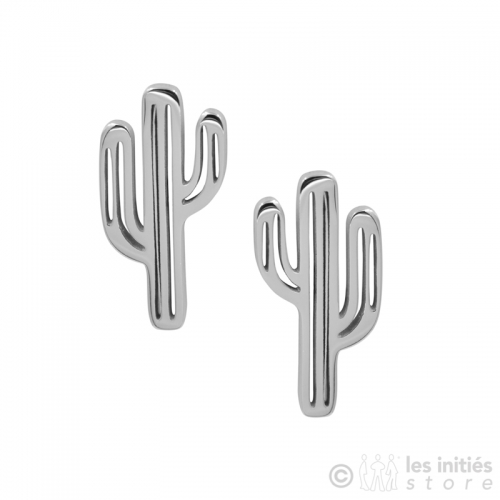 frames cactus earrings