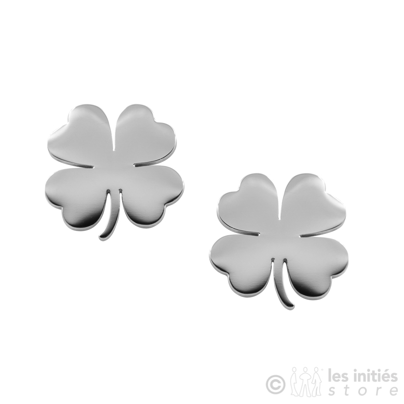 little clover earrings