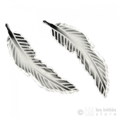 feather silver climber
