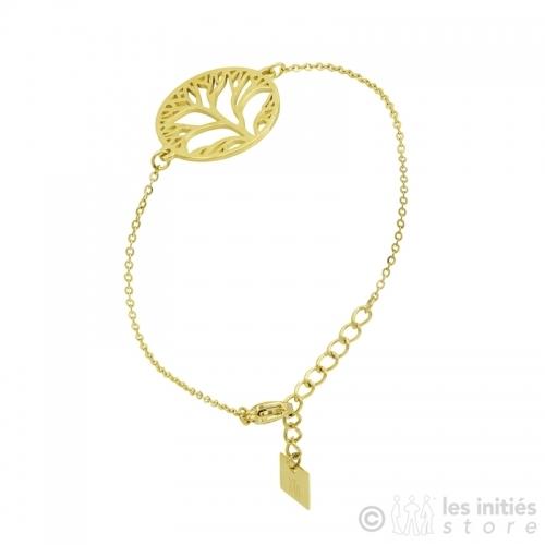 Bracelet Zag arbre de vie