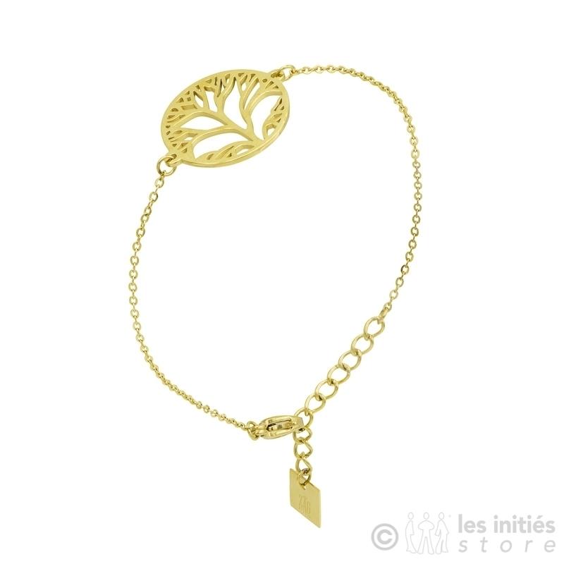 openwork tree of life bracelet