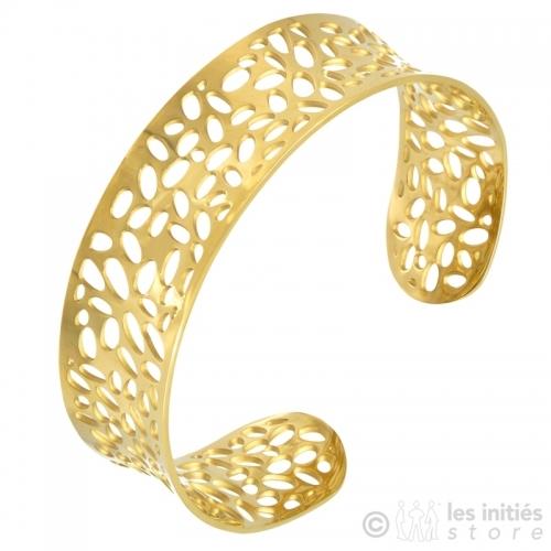 openwork bracelet