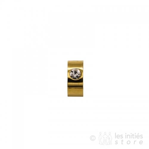 rhinestone small earrings