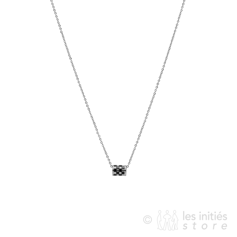 cute necklace silver
