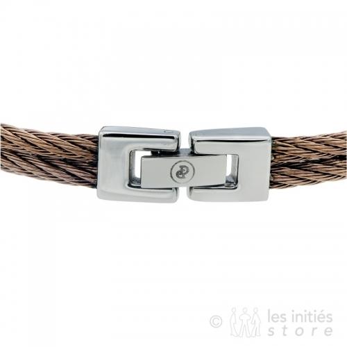 navy bracelet details