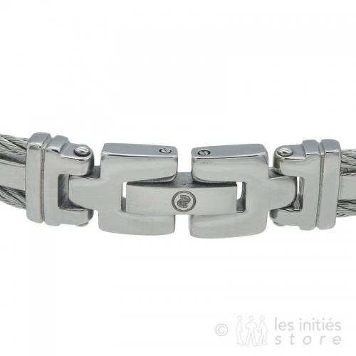 Bracelet articulé pour homme