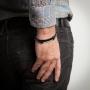 modern men's bracelet