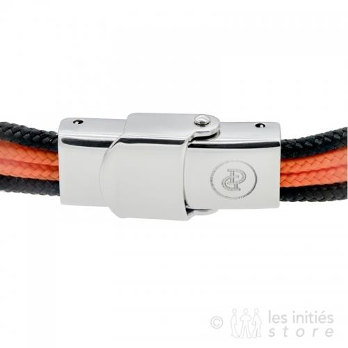Bracelet pour homme orange