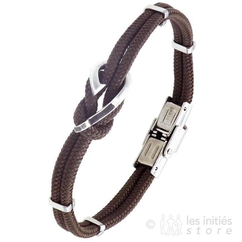 stainless steel hook bracelet