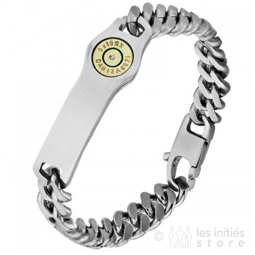 steel sniper bracelet