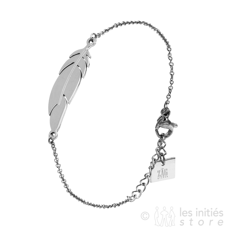 the most beautifuk feather bracelet