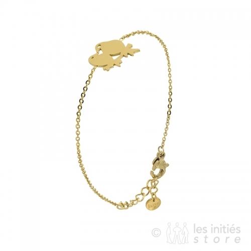 birdys in love bracelet