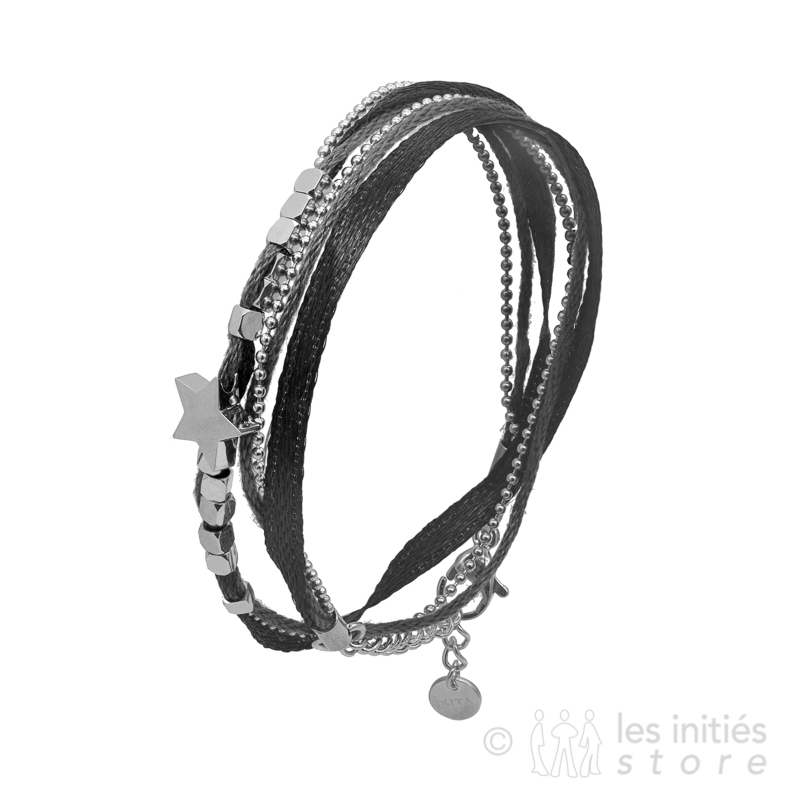 stone and beads bracelet