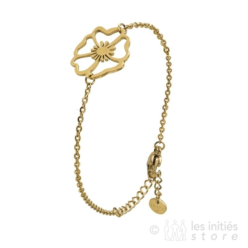 Bracelet fleur des champs