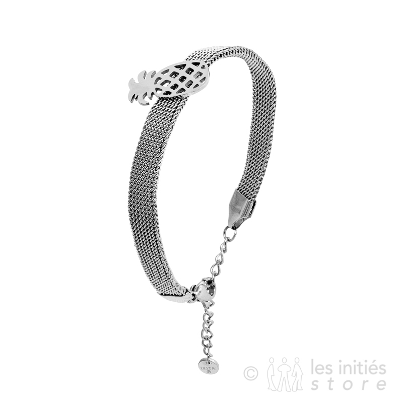 large pinapple bracelet