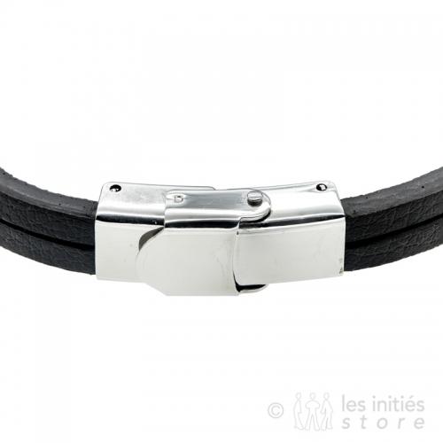 Fermoir bracelet viril