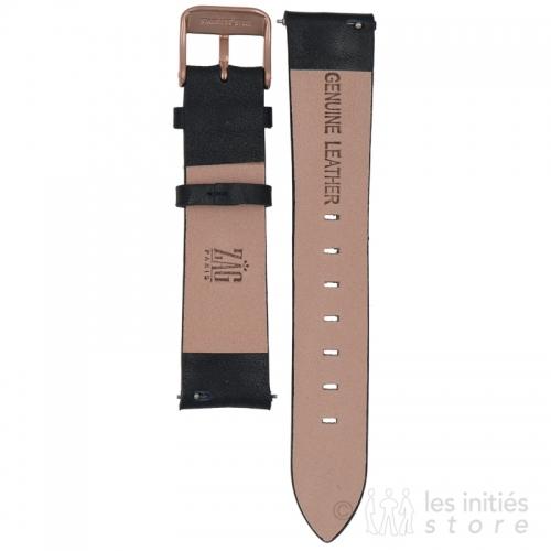 Bracelet montre Zag pour montre rosé