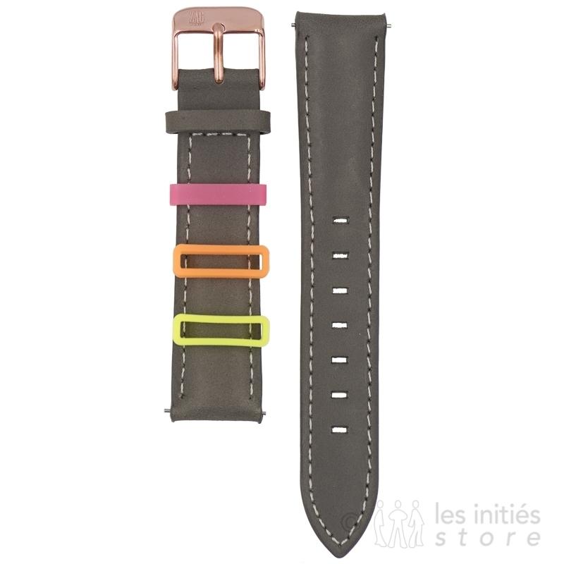 Bracelet montre sans pince