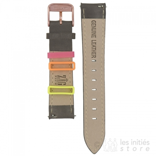 colorored watch band