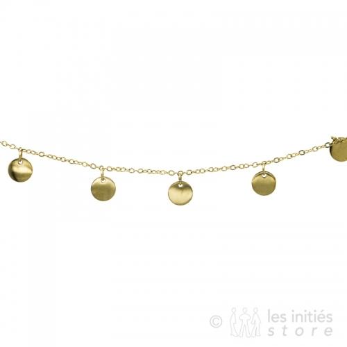 gypsy golden bracelet
