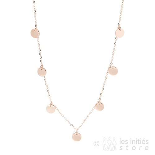 gypsy rose gold necklace