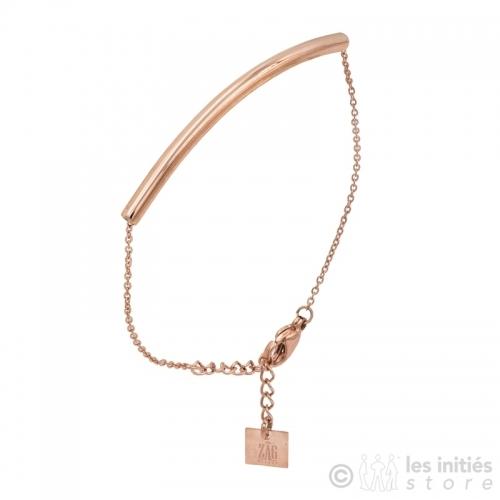 Bracelet ZAG tube