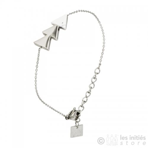 Bracelet pierre blanche de qualité