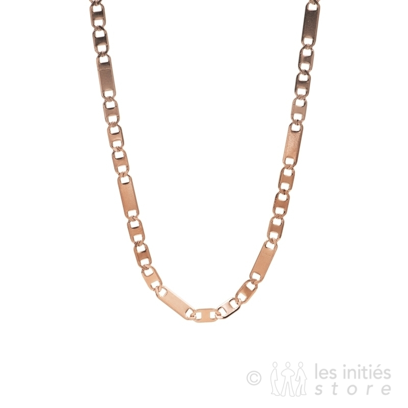 cartier style chain rose