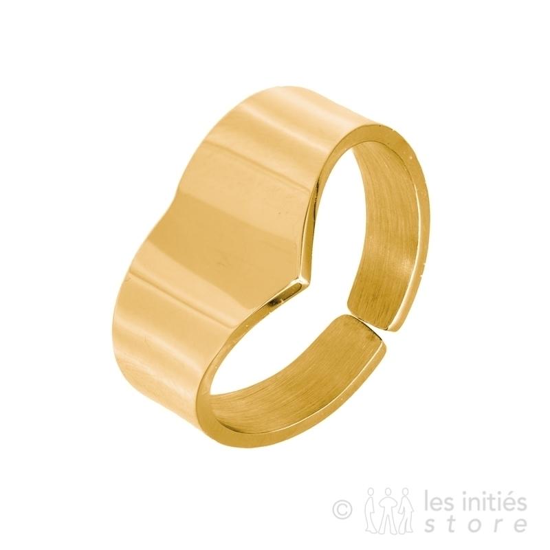 modern french ring