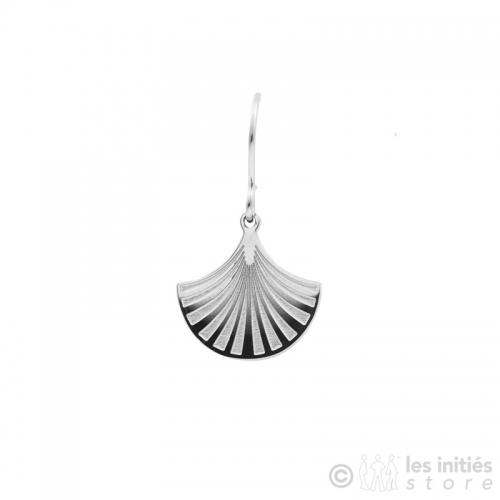 trendy shell earrings