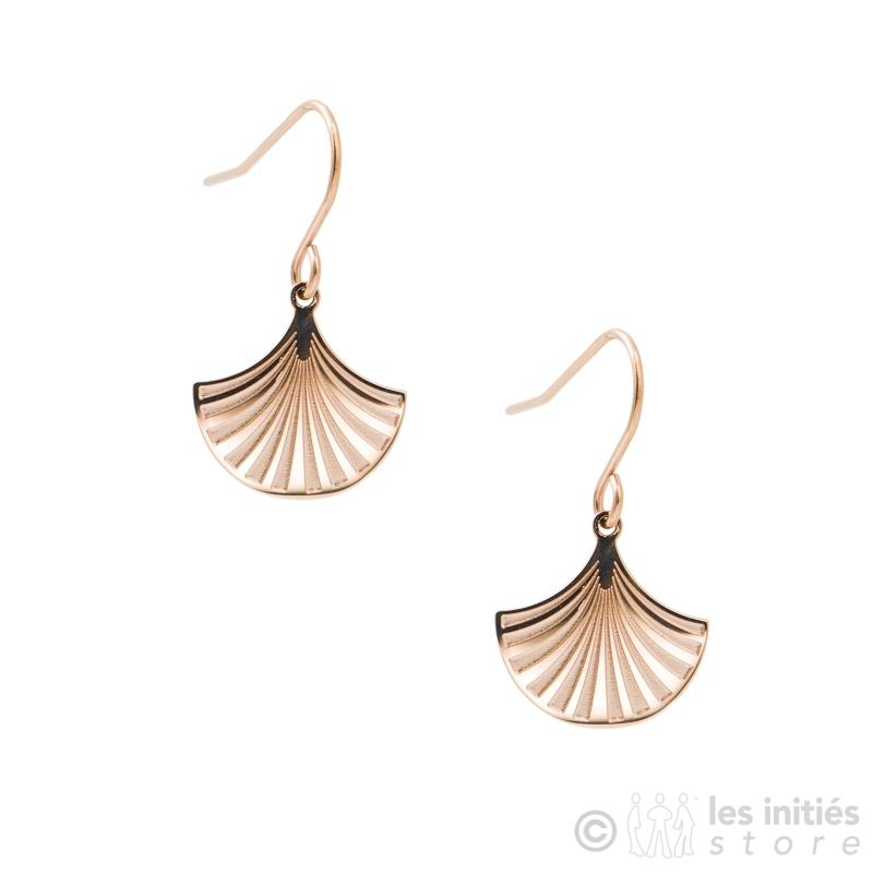best quality rose gold earrings