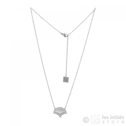 collier coquillage zag bijoux