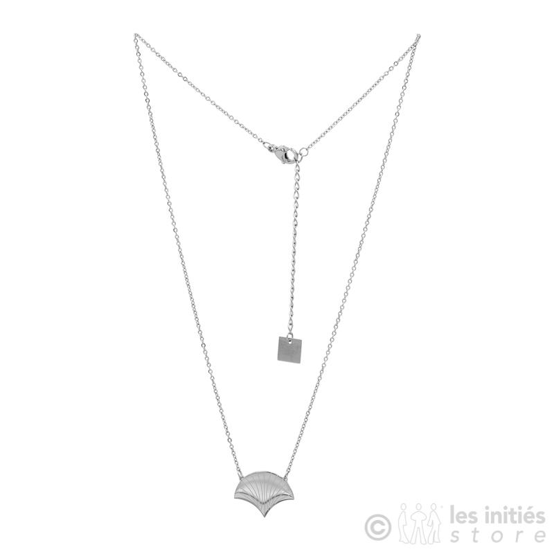 collier coquillage zag bijoux