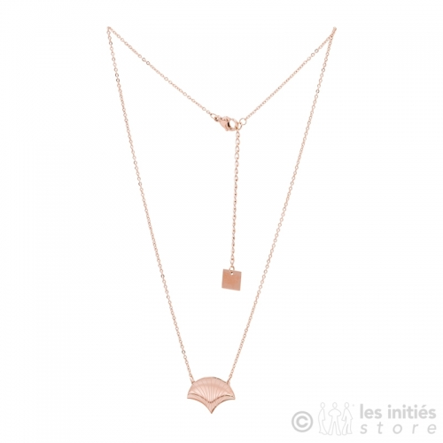 pilgrimage shell necklace