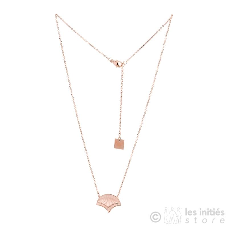 collier zag bijoux compostelle