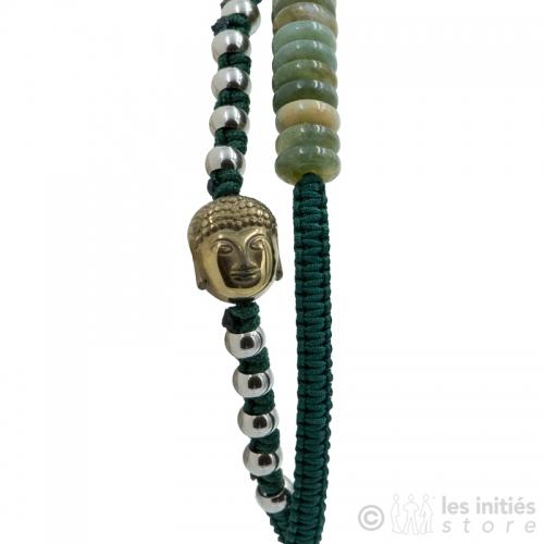 bracelet pour homme bouddha
