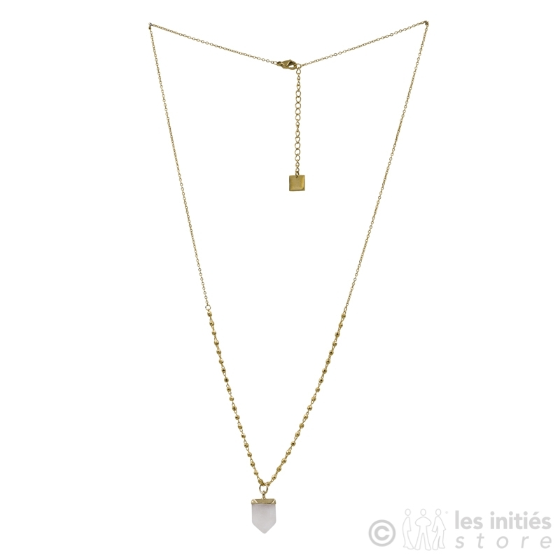 collier pierre protection