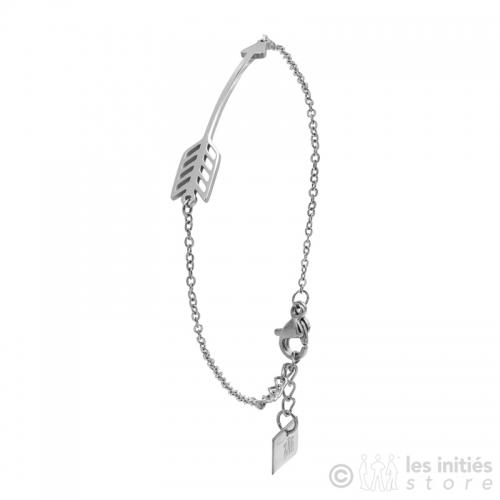 silver arrow bracelet