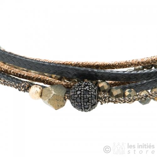 beau bracelet zag bijoux