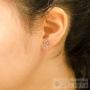 petites boucles d'oreilles fun