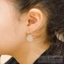 boucles d'oreilles symbole breton
