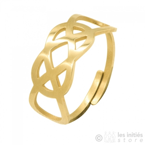 lucky infinity ring