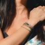 bracelet plusieurs rangs