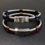 man leather bracelet