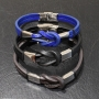 leather men bracelets