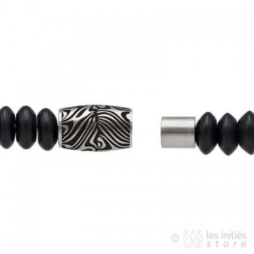 bracelet onyx veritable