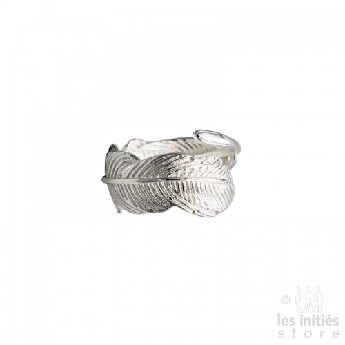 Les Initiés feather - 925 Sterling Silver