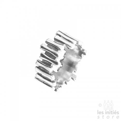 designer silver ring