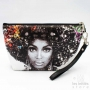 black women toiletry case