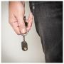 Porte clés Elden douille acier
